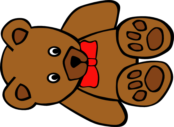 Teddy bear clip art large images free clipart