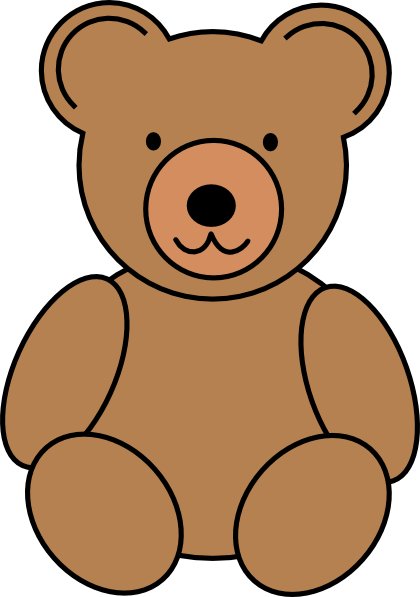 Teddy bear clipart free images 2