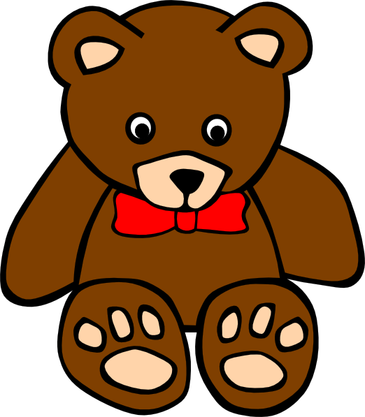 Teddy bear clipart free images 5