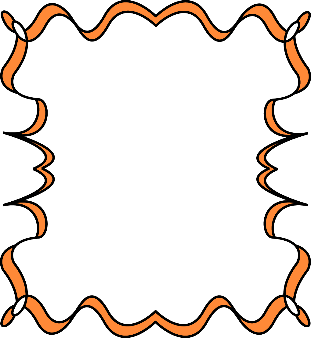 Thanksgiving border clipart free images 6
