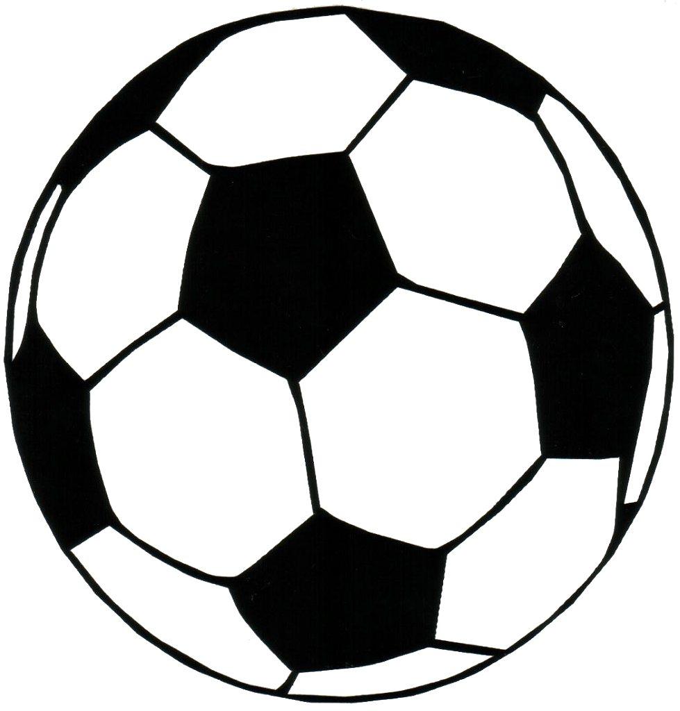 Transparent soccer ball clipart 5