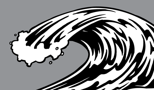 Wave clipart images