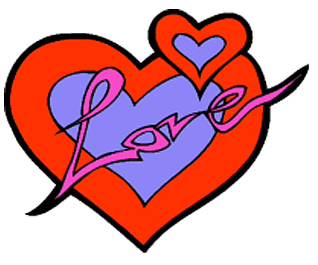 0 free heart clip art images 4