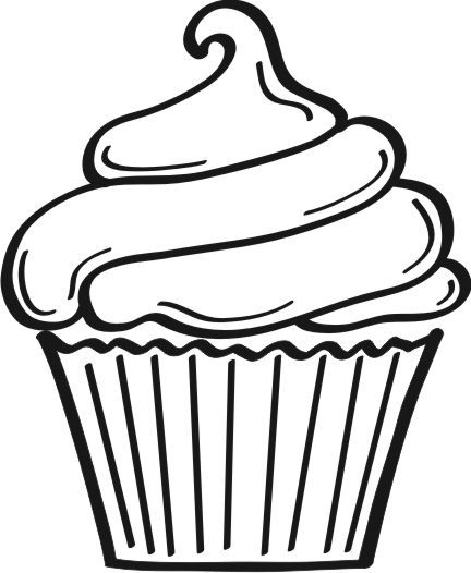 0 ideas about cupcake clipart on