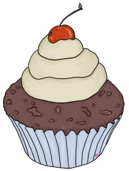 0 images about cupcake clip art on 2