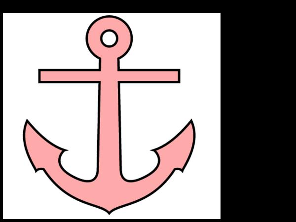 Anchor clip art 2