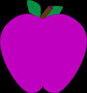 Apple clip art 5