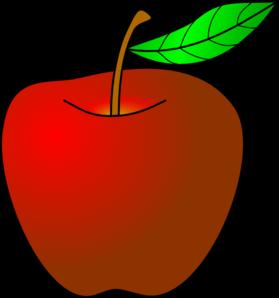 Apple clip art images free clipart
