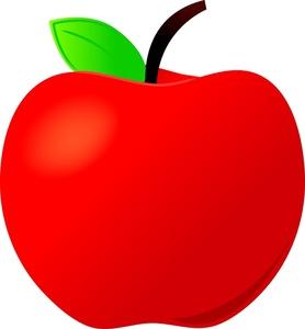 Apple clip art images