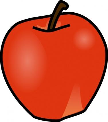 Art clipart apple clipart