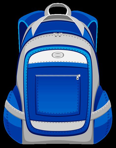 Backpack clip art at clker vector