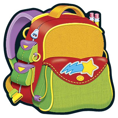 Backpack clipart 2 2