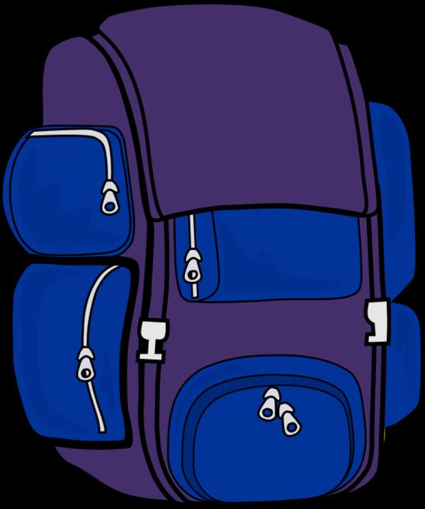Backpack clipart backpacks hd clipartistinfo artfavor clipart 2