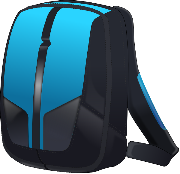 Backpack clipart the cliparts 2 2