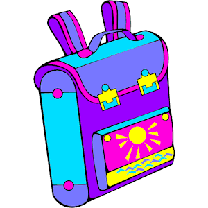 Backpack clipart the cliparts 2