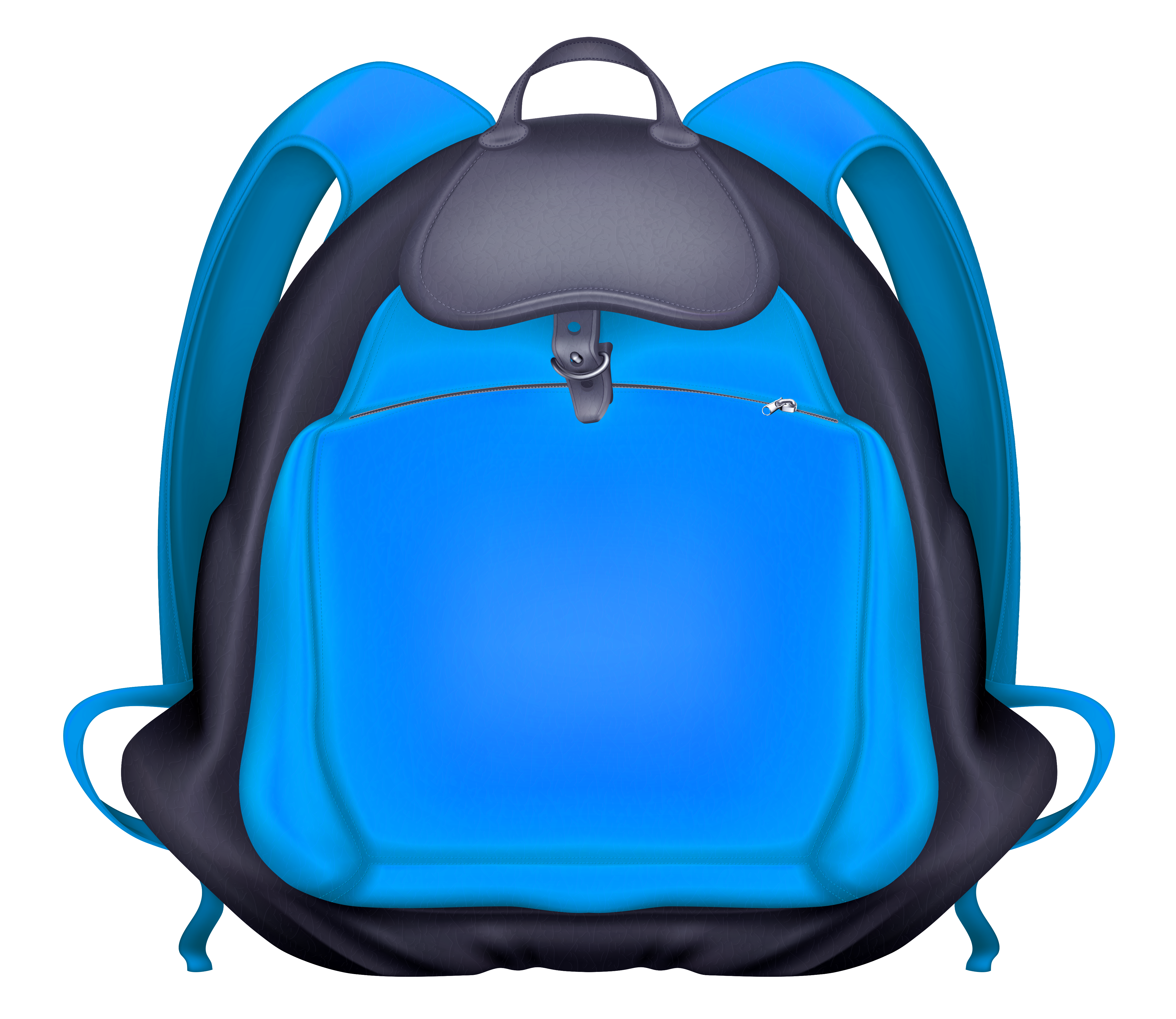 Backpack ebook library clip art