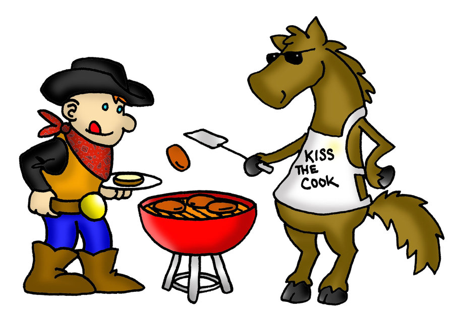 Bbq clipart border free images 8