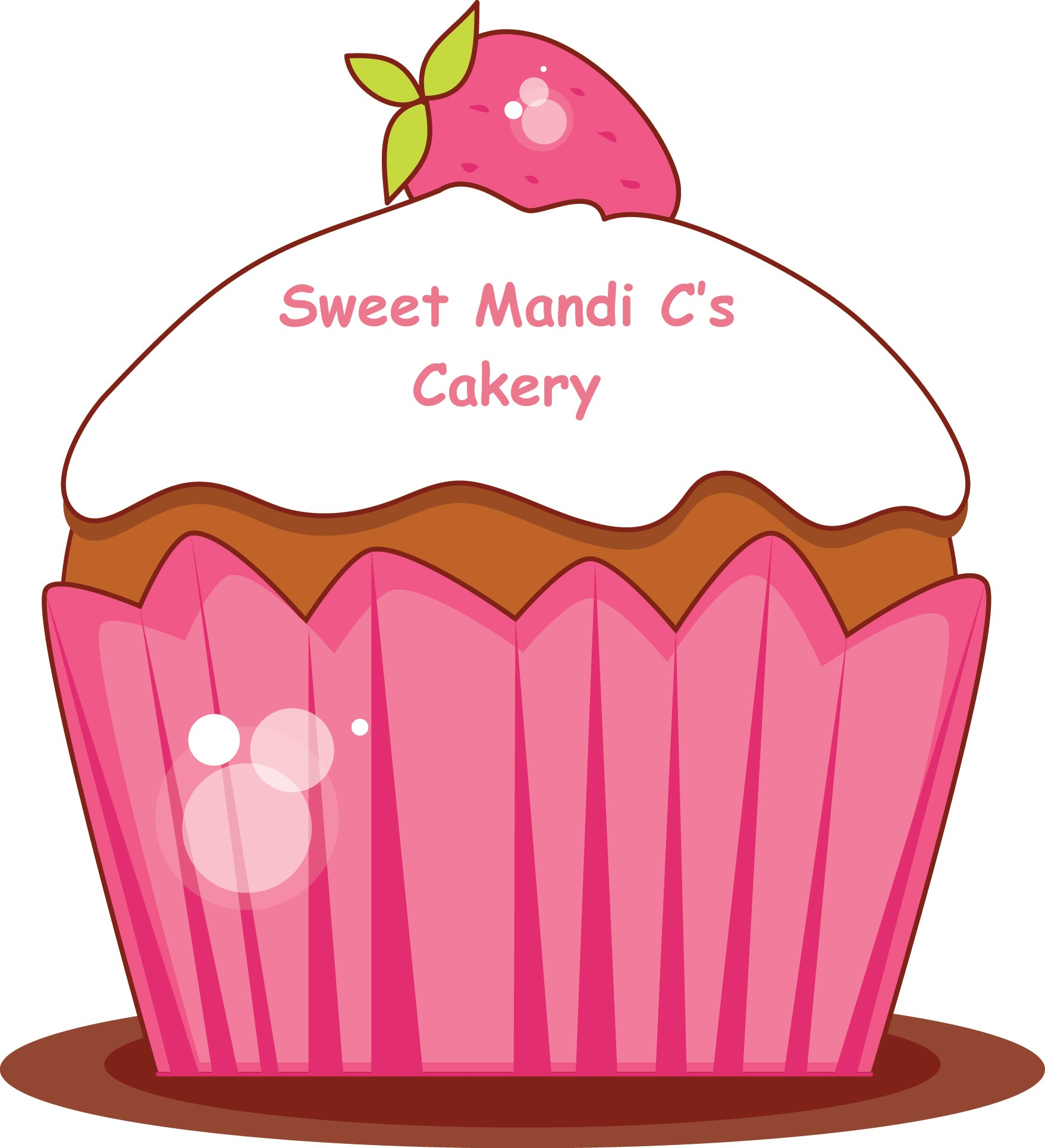 Birthday cupcake clipart images 3