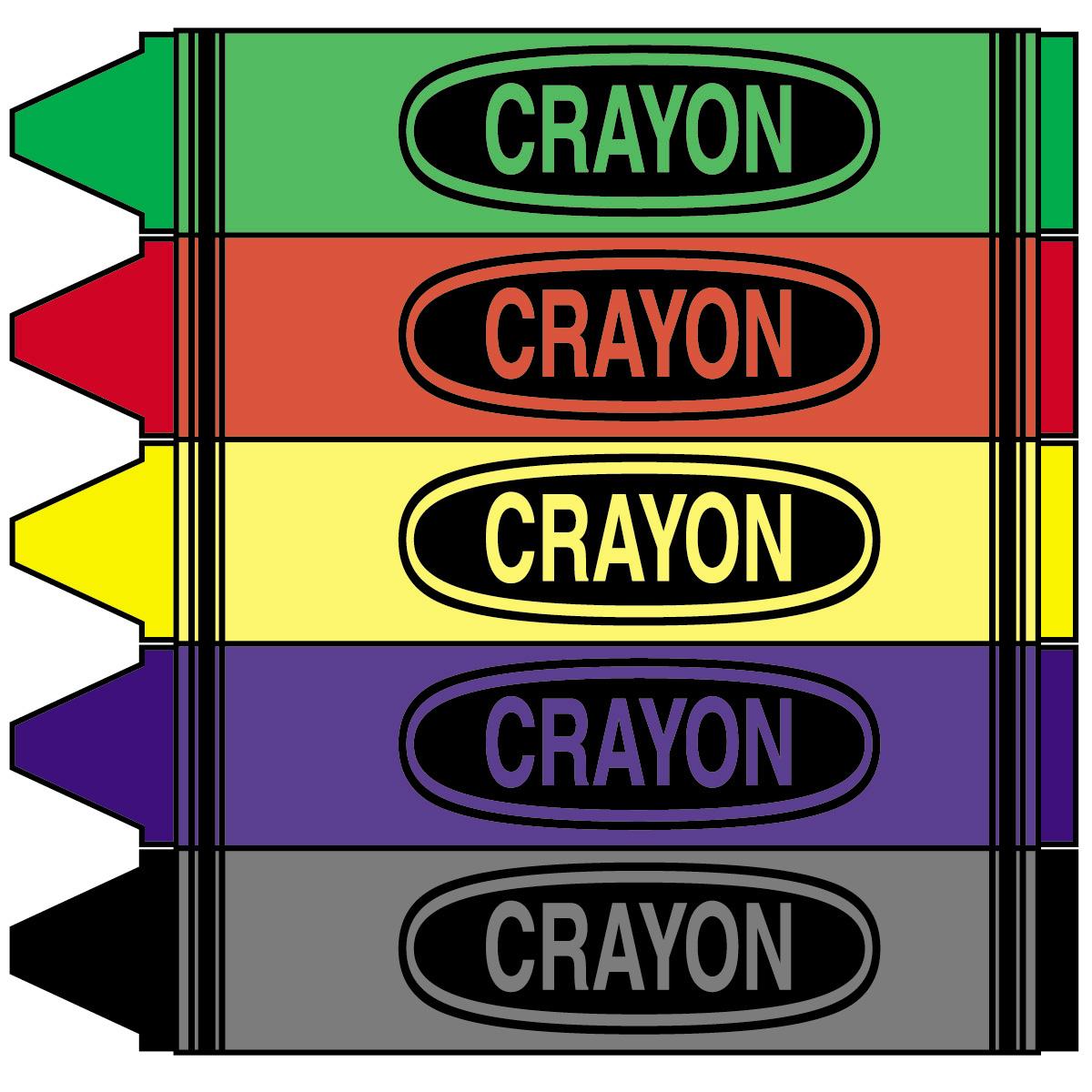Crayon Clipart – Gclipart.com