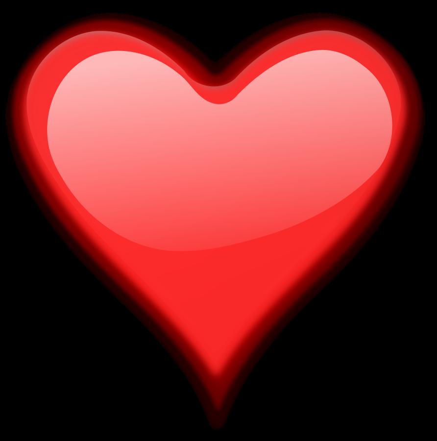 Broken heart clipart 5