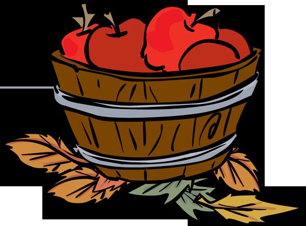 Bushel of apples clipart free images