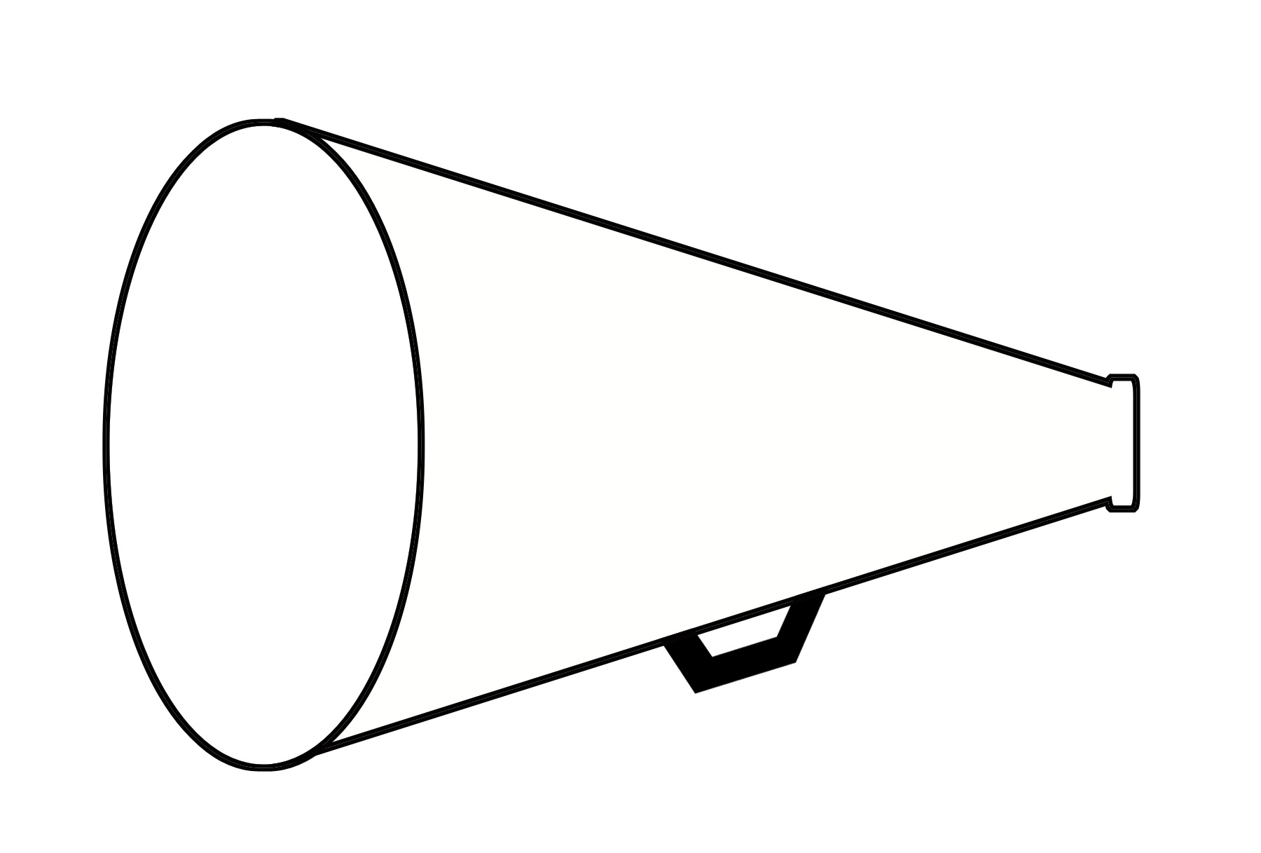 Clip Art Megaphone Clip Art megaphone clipart 9 gclipart com cheerleading tumundografico 2