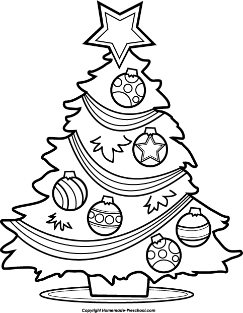 Christmas  black and white black and white christmas clipart merry clipartfox