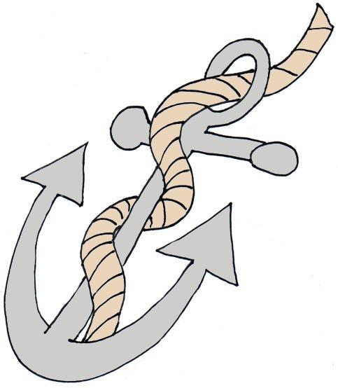 Clip art anchor clipart