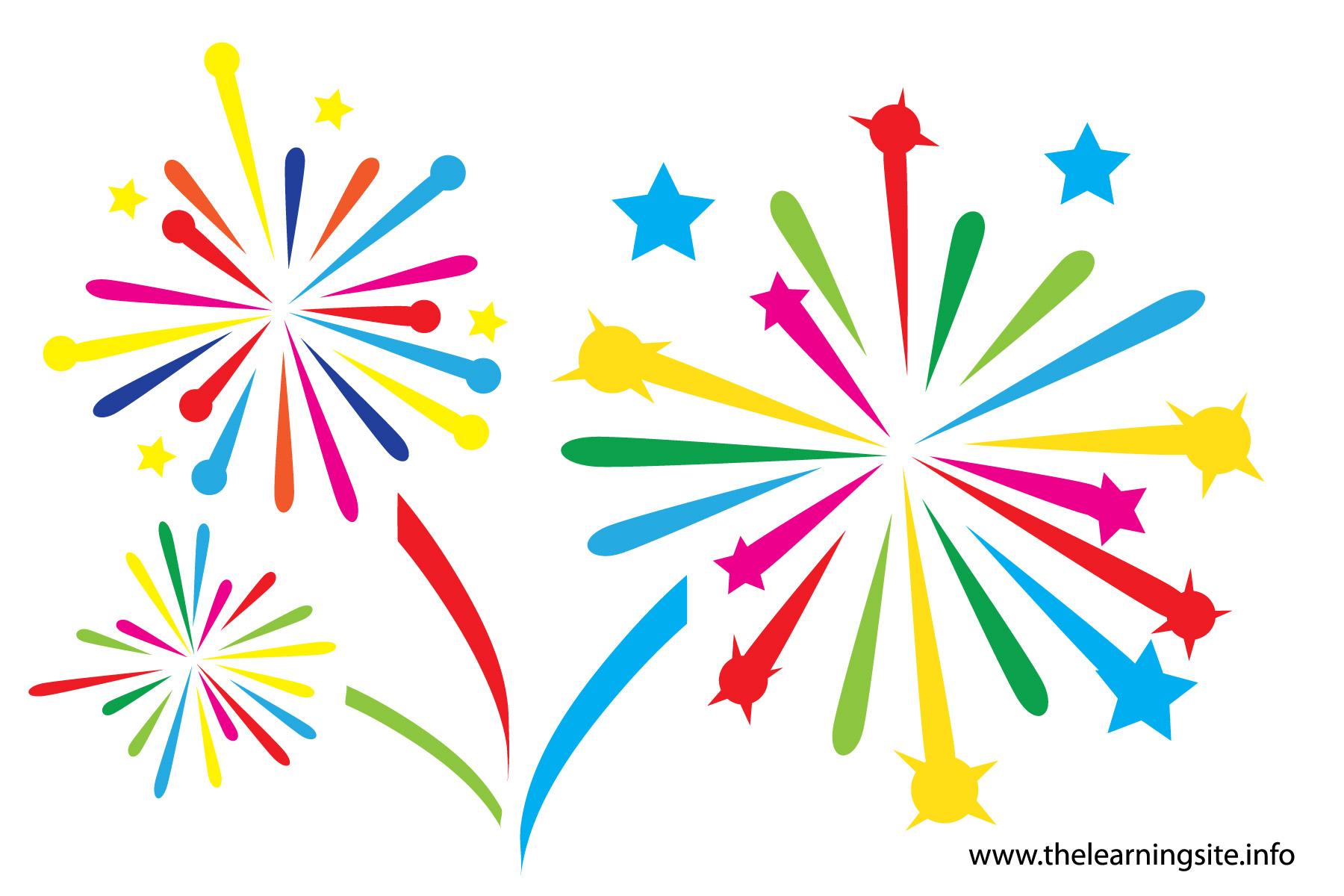 Clip art fireworks clipartfox 2