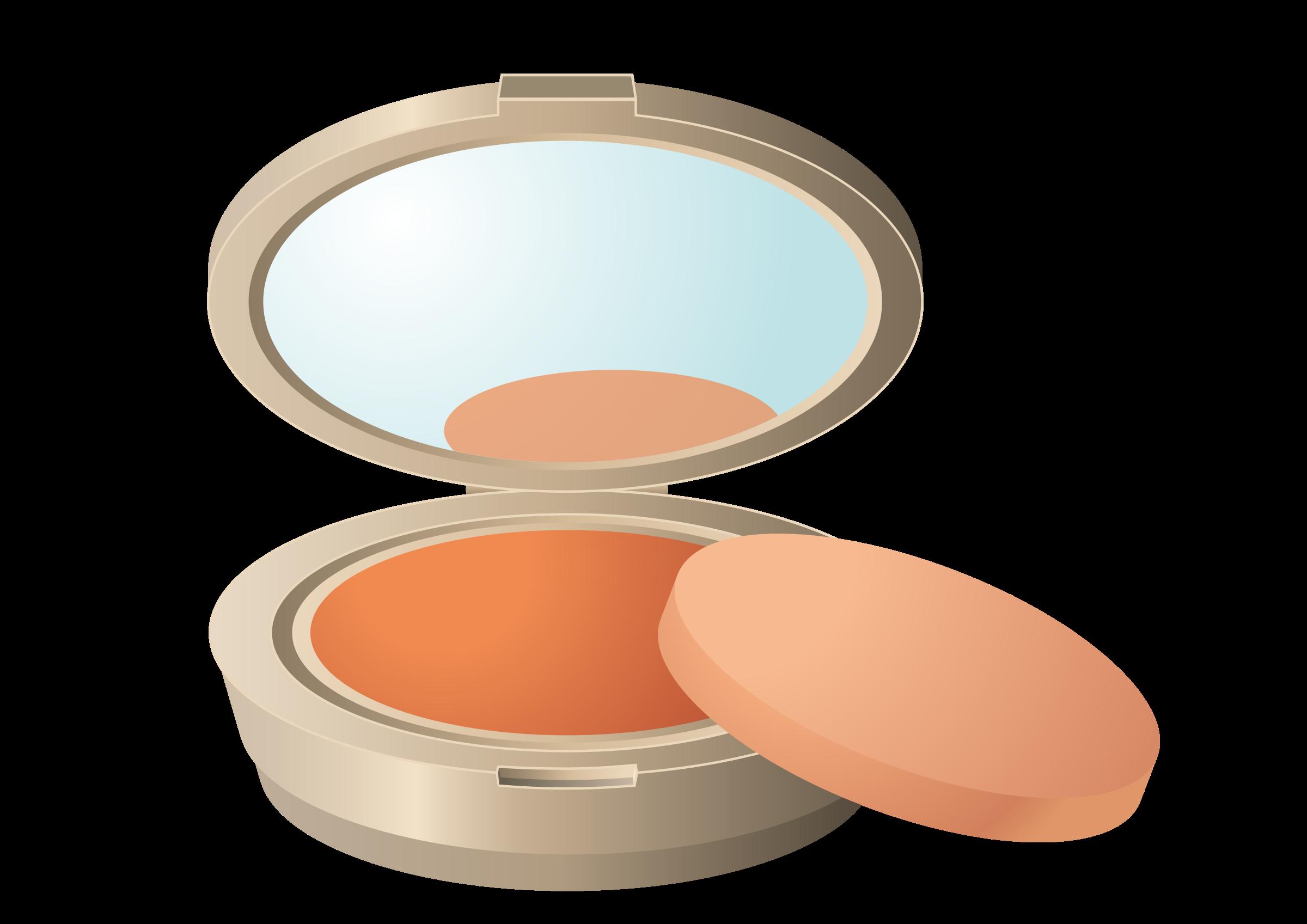 Clip art makeup palette clipart