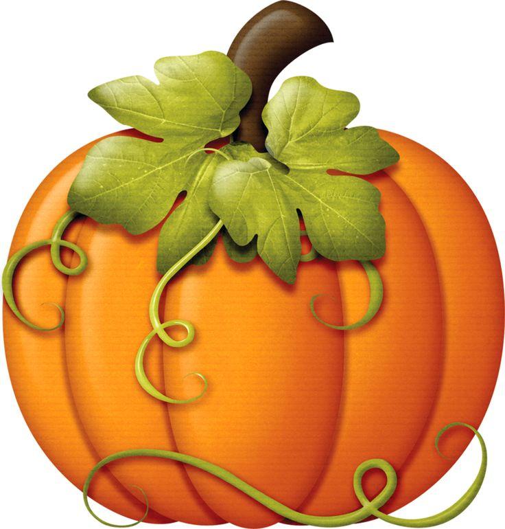 Clip art pumpkin 2
