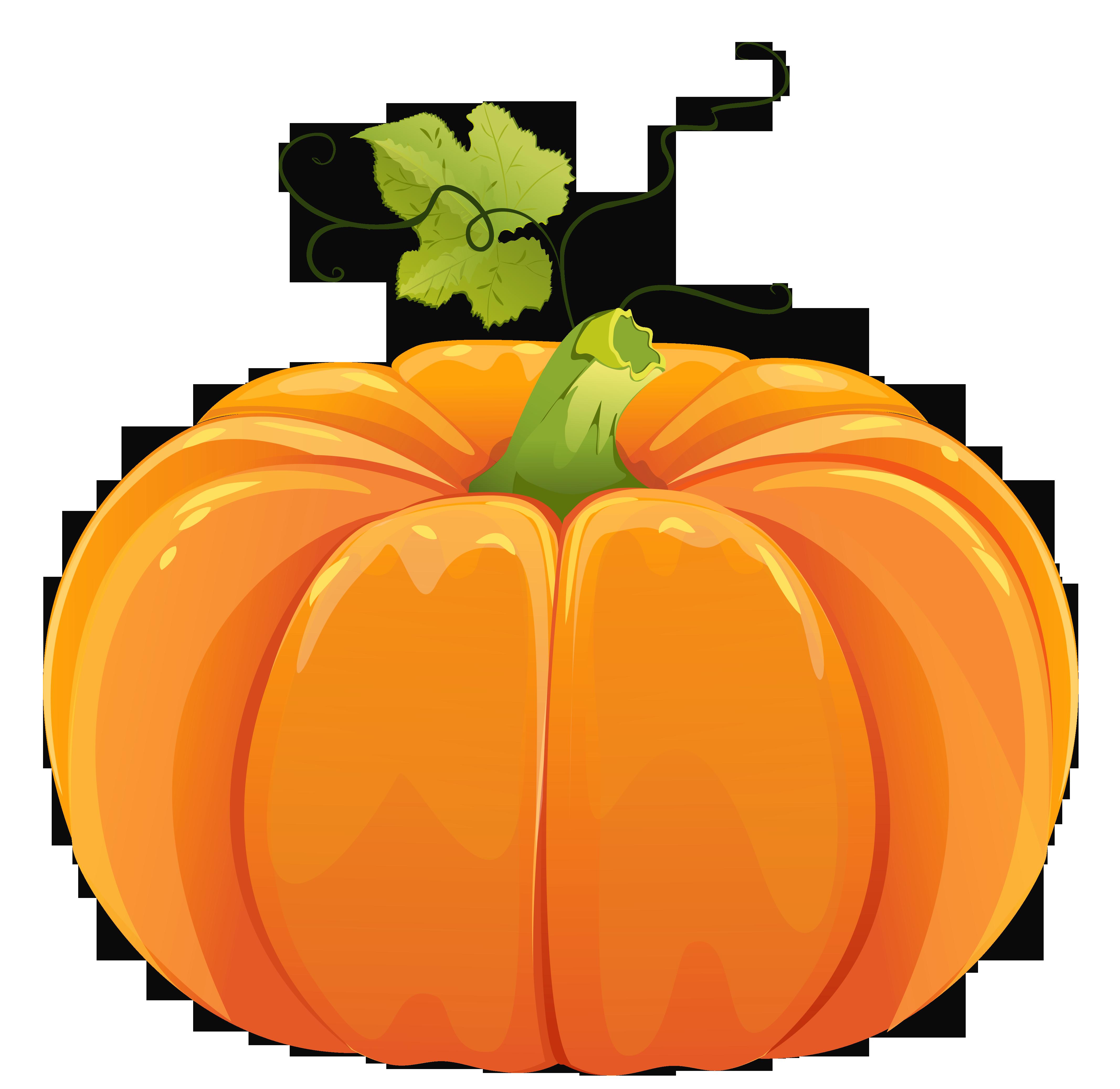 Clip art pumpkin