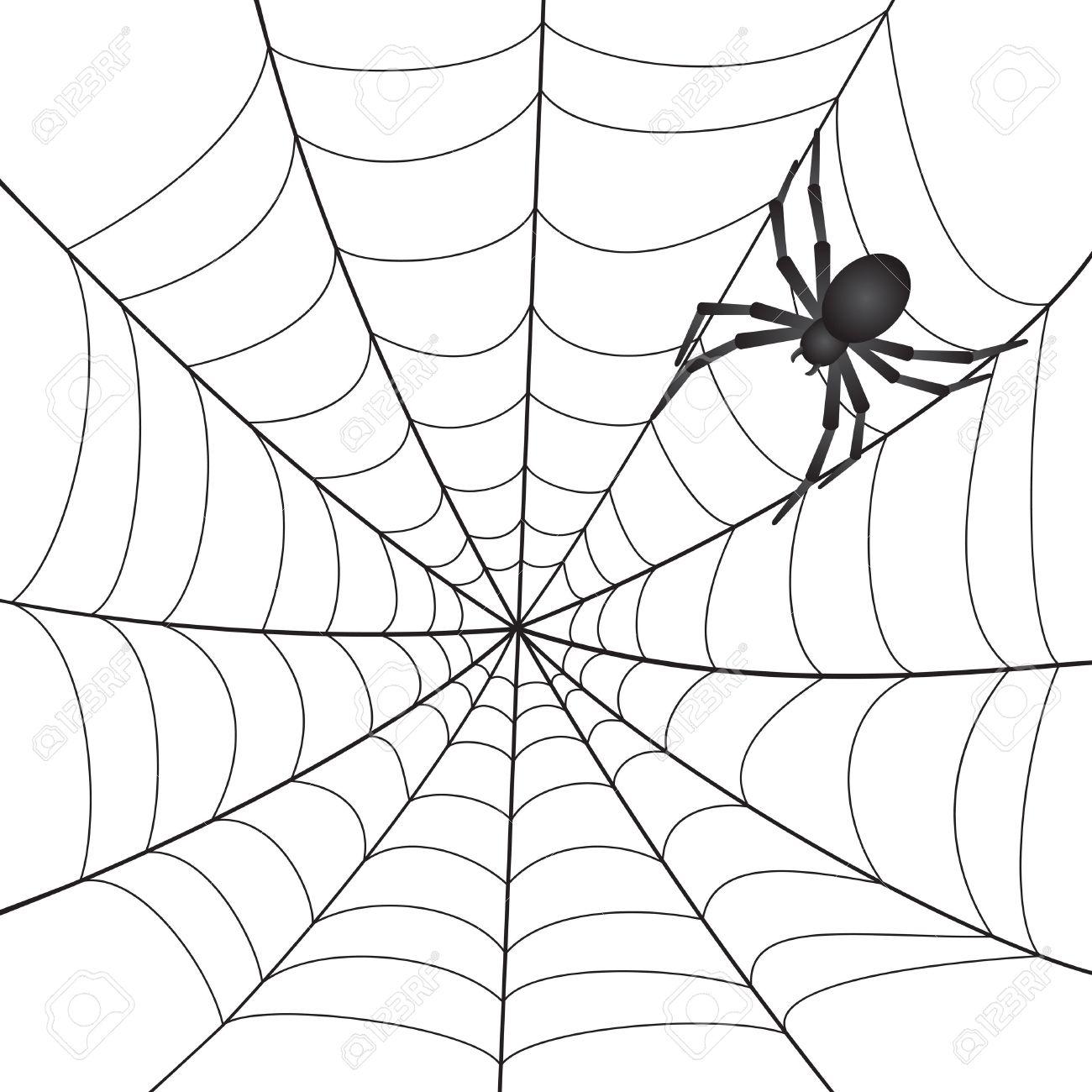 Clip art spider web clipart 2