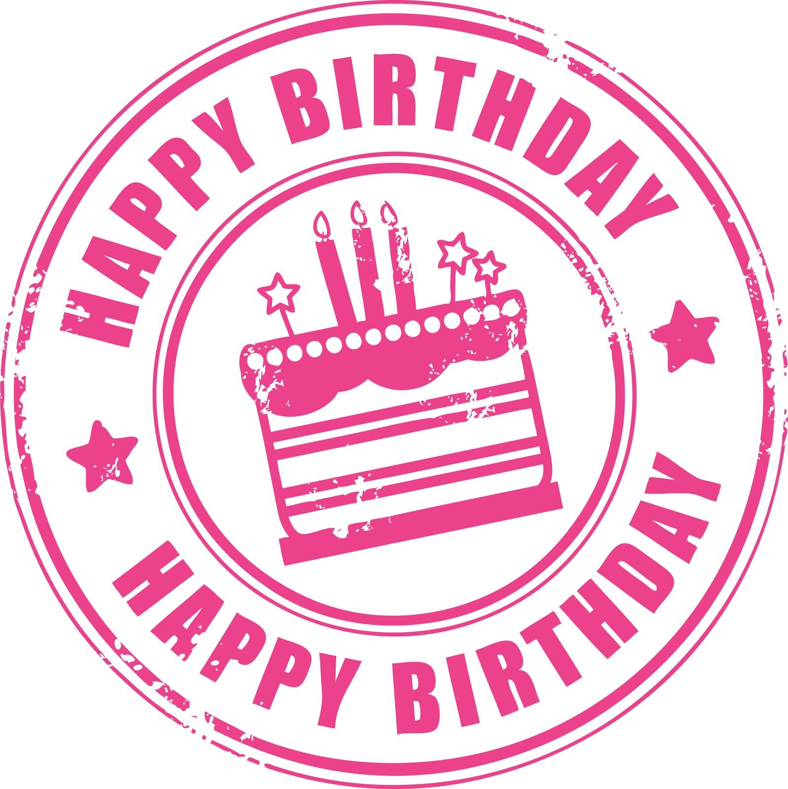Clipart happy birthday clipart