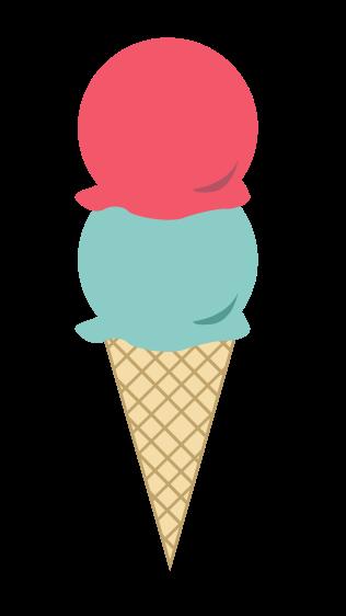 Clipart ice cream cone tumundografico 2