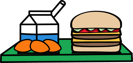 Clipart lunch 2