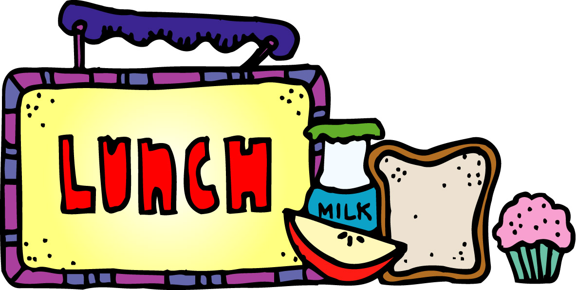 Clipart lunch 3