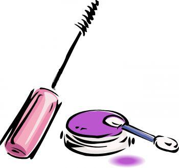 Clipart makeup tumundografico 4