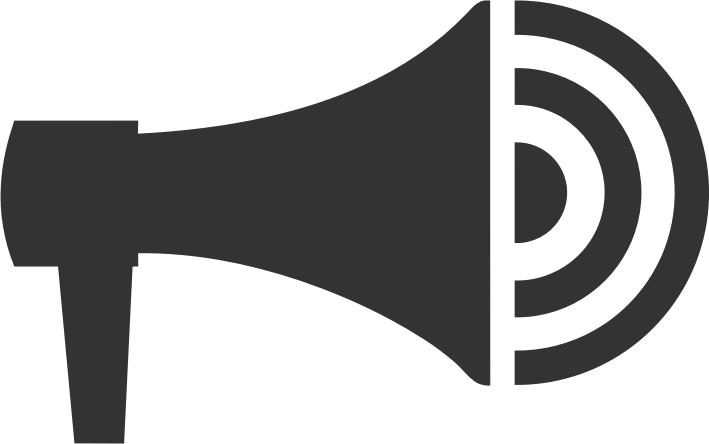 Clipart megaphone tumundografico