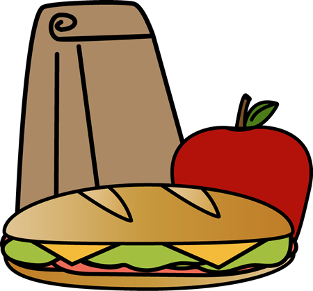 Clipart sack lunch