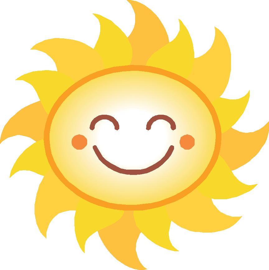 Clipart sun images