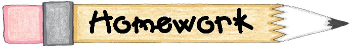 Cliparti homework clipart id clipart pictures