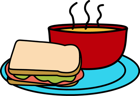 Cold lunch clipart