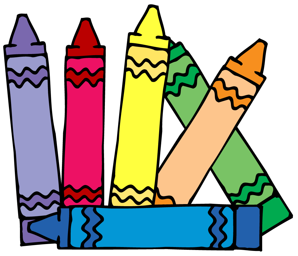 Crayola crayon clipart