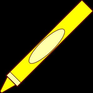 Crayon clip art at vector clip art