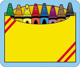 Crayons clipart tumundografico 2