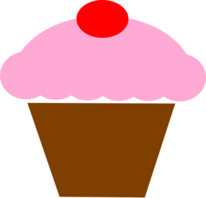 Cupcake clip art at vector clip art