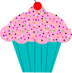Cupcake clip art free clipart images