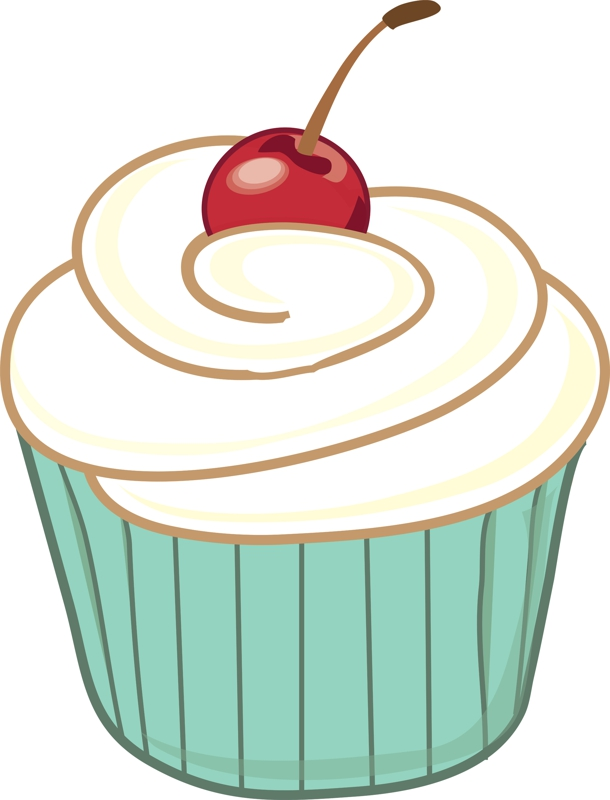 Cupcake clipart free download images 3