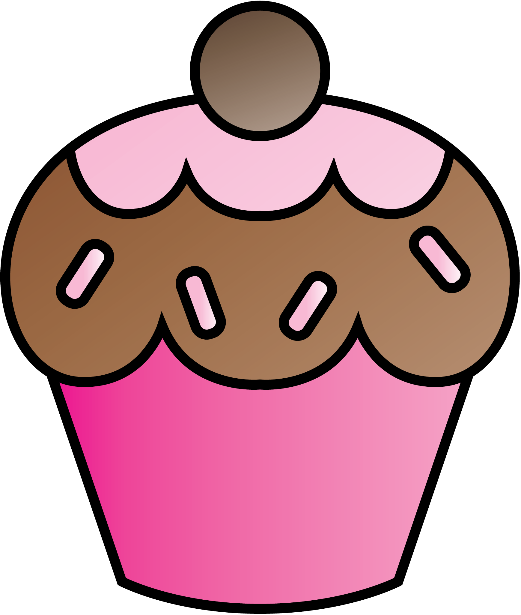 Cupcake clipart free download images 5 2